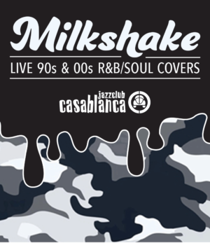 THURSDAYS: £1 Drinks b4 11:30pm Milkshake Live RnB/Soul